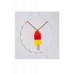 Ice Lolly Κολιέ - ΚΩΔ:144604-JP