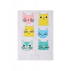 Cat Αυτοκόλλητα - ΚΩΔ:146494-JP