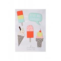 Ice Creams Αυτοκόλλητα - ΚΩΔ:146575-JP