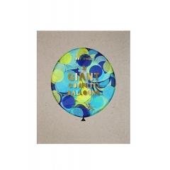 Blue Confetti Γιγάντιο Μπαλόνι 3τμχ - ΚΩΔ:143488-JP