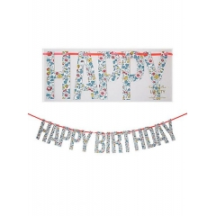 Liberty Happy Birthday Γιρλάντα - ΚΩΔ:45-2191-JP