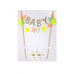 Baby Διακοσμητικό Τούρτας - ΚΩΔ:146269-JP
