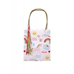 Unicorn Tote bag Δώρου 8τμχ - ΚΩΔ:146881-JP