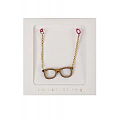 Glasses Κολιέ - ΚΩΔ:50-0036-JP