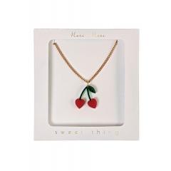 Cherry Charm Κολιέ - ΚΩΔ:142084-JP