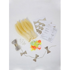 Neon Confetti Balloon Kit (8τεμ) - ΚΩΔ:147772-JP