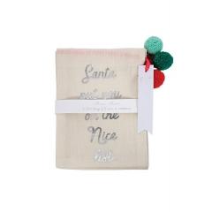 Υφασμάτινη τσάντα δώρου Pom-Pom - ΚΩΔ:149689-JP