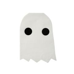 Halloween χαρτοπετσέτα φάντασμα - ΚΩΔ:45-2364-JP
