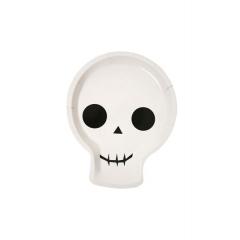Halloween πιάτο σκελετός - ΚΩΔ:45-2365-JP