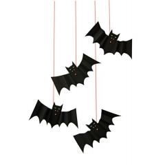 Halloween κρεμαστές νυχτερίδες - ΚΩΔ:45-2446-JP
