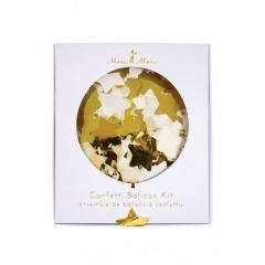 Αστέρια χρυσά Balloon Kit - ΚΩΔ:150625-JP