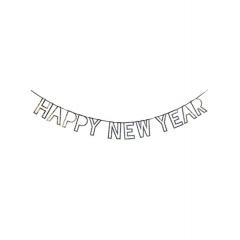 Γιρλάντα HAPPY NEW YEAR - ΚΩΔ:45-2492-JP