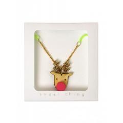 Κολιέ Reindeer - ΚΩΔ:50-0042-JP