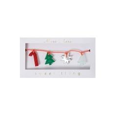 Χριστουγεννιάτικο Βραχιόλι - ΚΩΔ:50-0119-JP