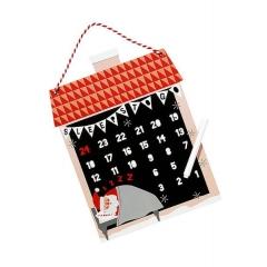 Πίνακας Ημερολόγιο Χριστουγέννων - ΚΩΔ:WFS-ADVENT-JP