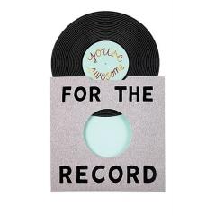 For the Record Ευχετήρια Κάρτα - ΚΩΔ:159454-JP