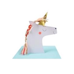 Μονόκερος Ευχετήρια Κάρτα - ΚΩΔ:15-3537-JP
