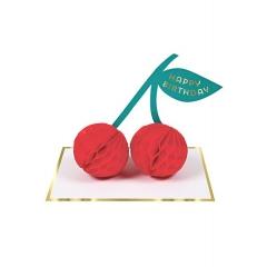 Κερασάκια Ευχετήρια Κάρτα - ΚΩΔ:159499-JP