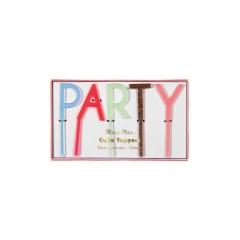 Διακοσμητικό Τούρτας PARTY - ΚΩΔ:45-2764-JP