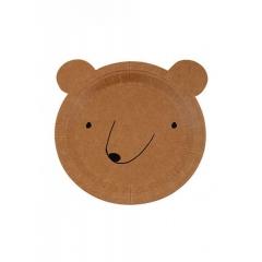 Πιάτα Μεσαία Αρκούδα - ΚΩΔ:156241-JP