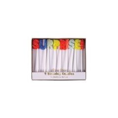 Κεράκια SURPRISE - ΚΩΔ:156250-JP