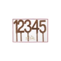 Διακοσμητικά Τούρτας Αριθμοί - ΚΩΔ:45-2799-JP