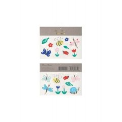 Bugs & Flowers Tattoos - ΚΩΔ:158608-JP