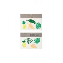 Tropical Leaves Tattoos - ΚΩΔ:159742-JP
