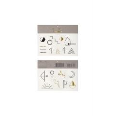 Symbols & Shapes Tattoos - ΚΩΔ:45-2883-JP