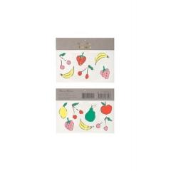 Summer Fruit Tattoos - ΚΩΔ:45-2884-JP