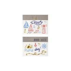 Nautical Tattoos - ΚΩΔ:45-2896-JP