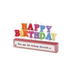Happy Birthday Κεράκια - ΚΩΔ:HB-HBCANDLE-JP