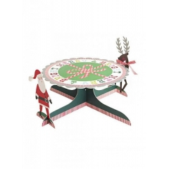 Χριστουγεννιάτικο Cake Stand - ΚΩΔ:45-0658-JP