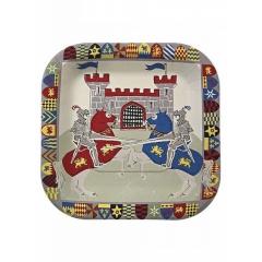 Πιάτα Ιππότες - ΚΩΔ:109063-JP