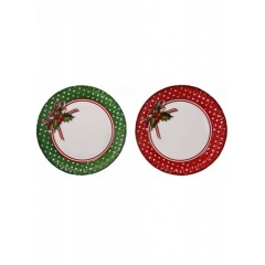 Χριστουγεννιάτικα Πιάτα - ΚΩΔ:JH-PLATE-JP
