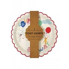 Πιάτο Toot Sweet - ΚΩΔ:115894-JP