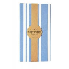 Τραπεζομάντηλο ριγέ μπλε Toot Sweet - ΚΩΔ:114067-JP
