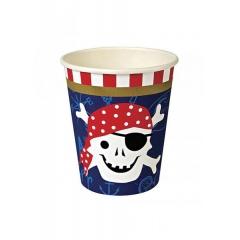Ποτήρι Πειρατής Ahoy - ΚΩΔ:113338-JP