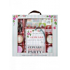 Cupcake bakery party kit - ΚΩΔ:45-0496 -JP