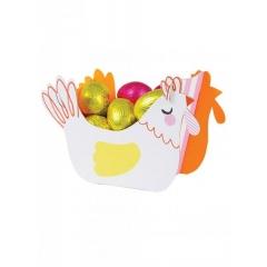 Καλαθάκι αυγών Funny Bunnies - ΚΩΔ:45-1141-JP
