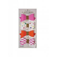 Φιόγκοι δώρου Pink Bows - ΚΩΔ:45-1244-JP