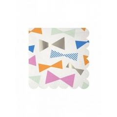 Χαρτοπετσέτα μικρή TS Bows - ΚΩΔ:45-1245-JP