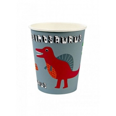 Ποτήρι χάρτινο Δεινόσαυρος - ΚΩΔ:124453-JP