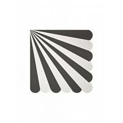 Χαρτοπετσέτα μικρή TS Black Stripe - ΚΩΔ:125182-JP