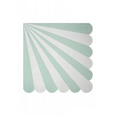 Χαρτοπετσέτα μεγάλη TS aqua Stripe - ΚΩΔ:125200-JP