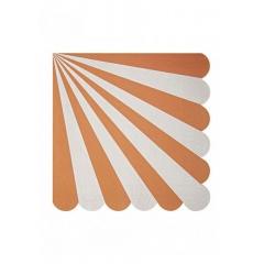 Χαρτοπετσέτα μεγάλη TS Orange - ΚΩΔ:125236-JP