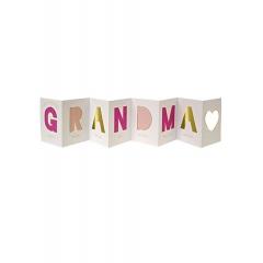 Grandma Card - ΚΩΔ:16-0119H-JP