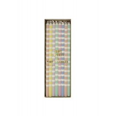 Κεράκια γενεθλίων pastel - ΚΩΔ:134920-JP