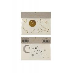 Tattoos Moon & Star - ΚΩΔ:45-1823-JP