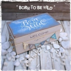 BORN TO BE WILD ΚΟΥΤΙ ΑΝΑΜΝΗΣΕΩΝ ΚΙ ΕΥΧΩΝ - ΚΩΔ:WILD-BOX-BM